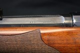(Sold 9/30/2019) Fabulous Custom Bohler Mauser 375 H&H Fancy Deluxe Wood & Checkering 26 in Solid Tapered Rib MUST SEE! - 13 of 25