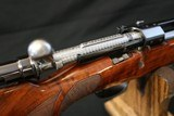 (Sold 9/30/2019) Fabulous Custom Bohler Mauser 375 H&H Fancy Deluxe Wood & Checkering 26 in Solid Tapered Rib MUST SEE! - 24 of 25