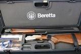Beretta 687 EL Gold Pigeon 28 gauge Excellent Original Condition Cased Extras - 1 of 20