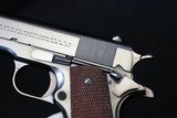(On Layaway Sold) Original High Condition 1929 Pre-War 3 Digit SN Colt 1911 A1 38 Super in the Box - 7 of 21