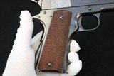 (On Layaway Sold) Original High Condition 1929 Pre-War 3 Digit SN Colt 1911 A1 38 Super in the Box - 15 of 21