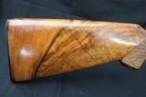 (Gunsmith) Ferlach Ludwig Borovnik Boxlock 20 gauge Deluxe Wood 26 Inch Deep Relief Hand Engraved - 4 of 25