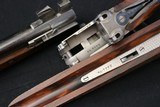(Gunsmith) Ferlach Ludwig Borovnik Boxlock 20 gauge Deluxe Wood 26 Inch Deep Relief Hand Engraved - 25 of 25