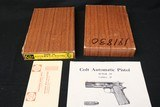 1966 Factory Fired Colt 1911-A1 Pre-70 38 Super - 16 of 16