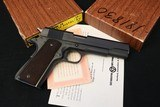 1966 Factory Fired Colt 1911-A1 Pre-70 38 Super