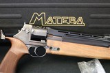 Extremely Rare Mateba 6 Unica Grifone Carbine in 44 Mag Low Serial Number with Case - 1 of 25