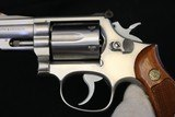 (Layaway 11/26/2019) 1980 Factory Fired Only ANIB Smith & Wesson 66-1 Combat Mag 357 Complete Package - 7 of 23