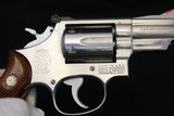 (Layaway 11/26/2019) 1980 Factory Fired Only ANIB Smith & Wesson 66-1 Combat Mag 357 Complete Package - 5 of 23