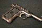Scarce Savage model 1915 7,65mm 32 ACP Original Factory condition with Mag