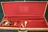 CSMC Galazan Winchester 21 2 Barrel Set Leather Case