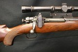 Custom Sedgley 1903 270 Winchester with Griffin & Howe Mount Noske Scope