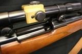 FN JC Higgins model 51 30-06 Bolt Action Rifle with JC Higgins Scope - 21 of 22