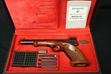 1965 Browning Medalist 22LR Complete Excellent Original Condition - 1 of 18