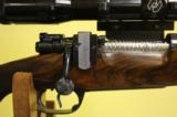 Griffen & Howe 8x68S Rifle with Zeiss Diavari-ZA scope - 2 of 12
