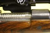 Griffen & Howe 8x68S Rifle with Zeiss Diavari-ZA scope - 7 of 12