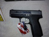 "Kahr Limited Edition ""All American"" engraved .45ACP"