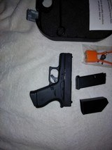 Glock G43 9mm single stack