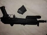 Arsenal model sam7k, 7.62×39mm