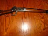 Winchester model 55 .32 win. spl.