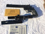 Dan Wesson IHSMA Field Pistol 32 MAG