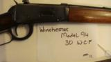 Winchester Model 94 - 30 w.c.f Made in New Haven, Conn. U S of America - 8 of 8