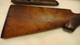 H.,Grade Lefever Arms Co. Double Trigger SxS 12 Gauge Patented 1872 S/N28818 - 10 of 11