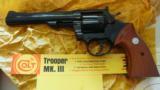 Colt PT.F.A MFG Co. Hartford Conn. USA-TROOPER MK III .357 MAGNUM CTG * - 3 of 12