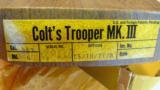 Colt PT.F.A MFG Co. Hartford Conn. USA-TROOPER MK III .357 MAGNUM CTG * - 2 of 12