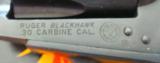 RUGER Blackhawk .30 Carbine - 9 of 12