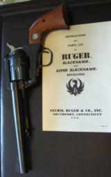 RUGER Blackhawk .30 Carbine - 8 of 12