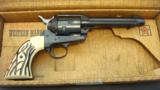 WESTERN MARSHAL SINGLE ACTION SIX REVOLVER-J.P SAUER & SONS for Hawes Mfg Co. - 2 of 12