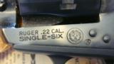 STURM, RUGER-SUPER SINGLE SIX .22 CAL. REVOLVER-IN ORIGINAL PACKAGING - 3 of 11