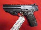 "Browning Buck Mark Black Label 22LR 4"" w/ Crimson Trace Rail Master (NEW) - 2 of 2"