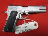 Kimber Stainless II 45acp 5