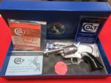 "Colt 3rd Gen SAA Sheriff's Model CUSTOM SHOP 45 Colt/3.5"" (LNIB)"