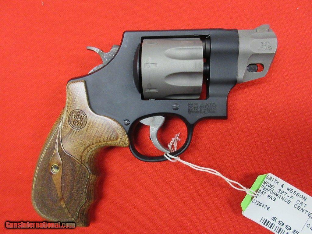 Smith  U0026 Wesson Model 327