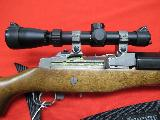 Ruger Ranch Rifle Stainless/Walnut 223 Rem w/ Leupold