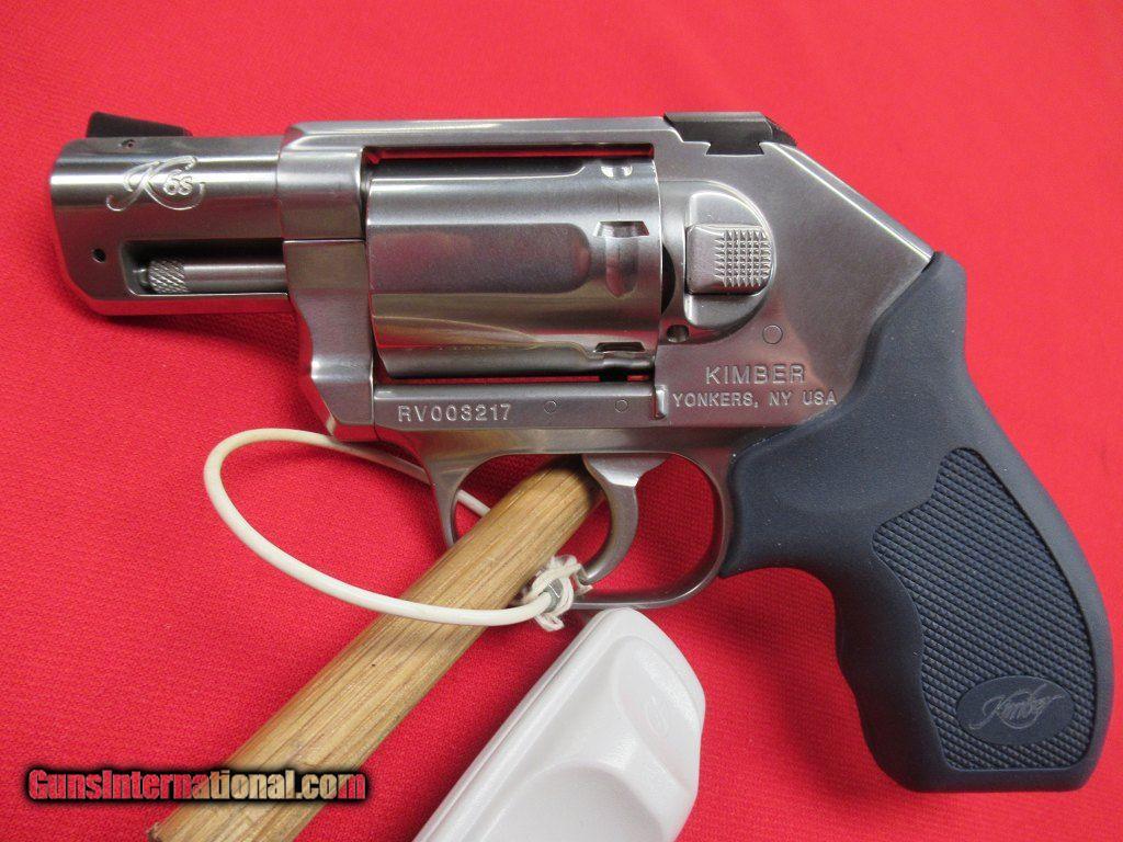 Kimber K6S Stainless 357 Mag / 2