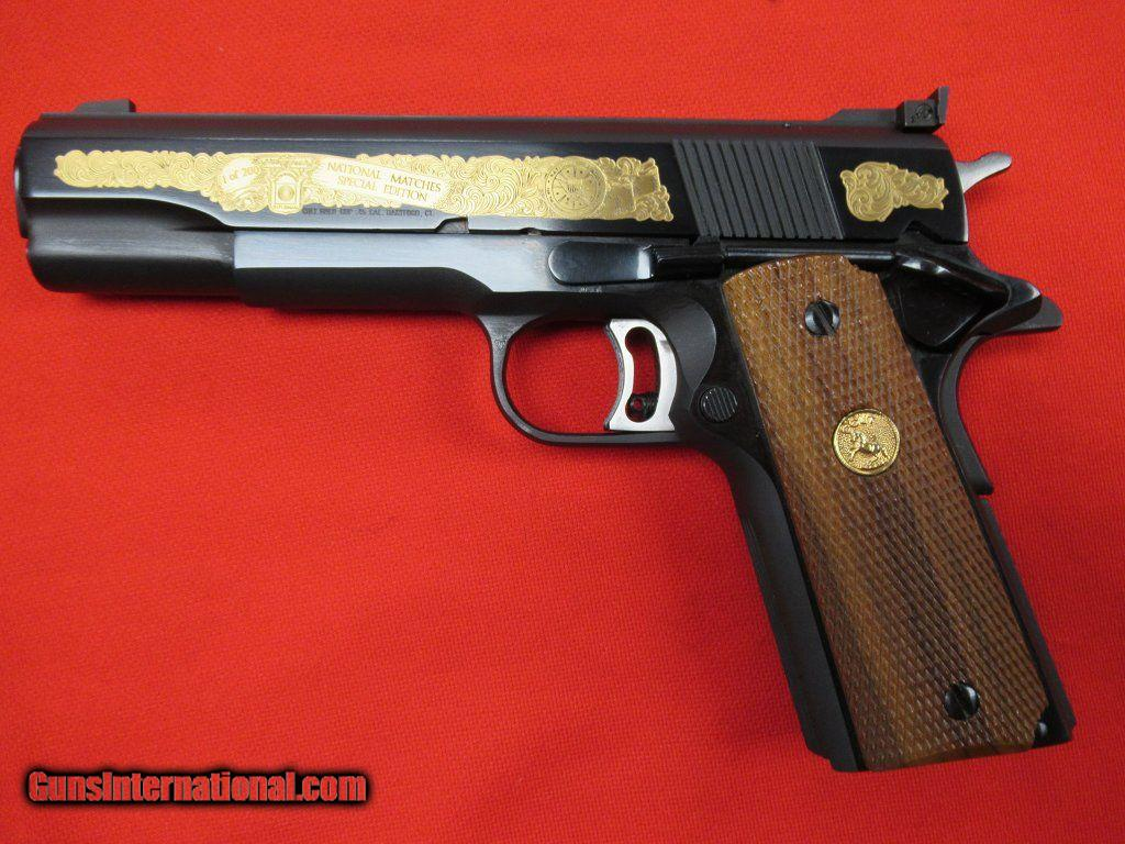 colt gold cup national match series 70 review