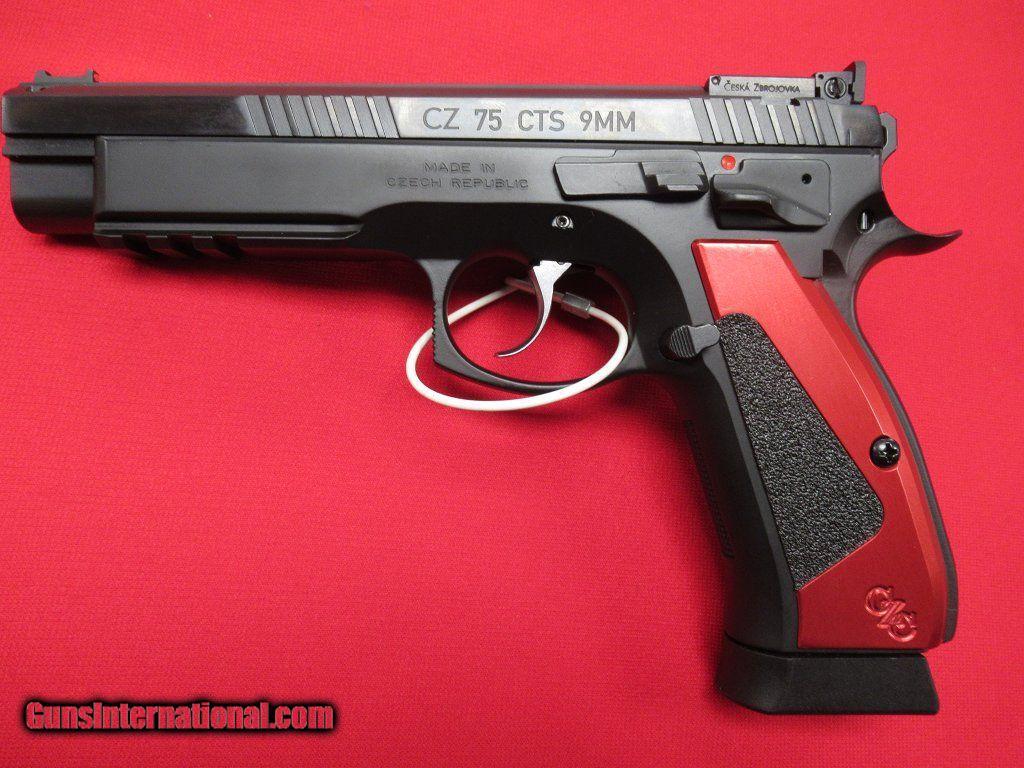 CZ/USA CZ 75 SP01 Longslide 9mm/5 4