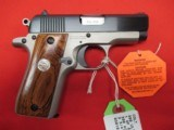 "Colt 380 Ultra Elite ""1 of 500"" 380acp 2 3/4"" (LNIB)"