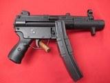 """Heckler & Koch SP89 9mm 5.17"""""""