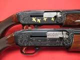 Winchester Super X-1 Pigeon and Super Pigeon Pair (MATCHING SERIAL #S)
