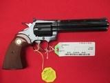 Colt Diamondback 22LR 6