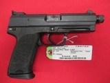 Heckler & Koch USP Tactical 45acp 5