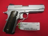 Sig 1911 Stainless 45acp 4.25