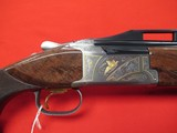 "Browning 725 Golden Clays Trap 12ga/32"" (LNIB)"