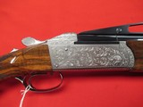 "Krieghoff K-80 Trap Special Super Scroll Combo 12ga 32""/34"""