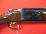 "Browning B725 S3 Sporting 12ga/30"" INV DS"