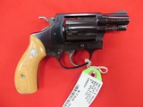 "Smith & Wesson Model 36 38 Special 2"" w/ Maple Stocks"